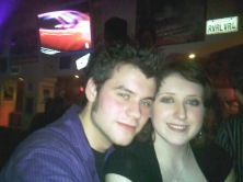Our First Nightout as a couple